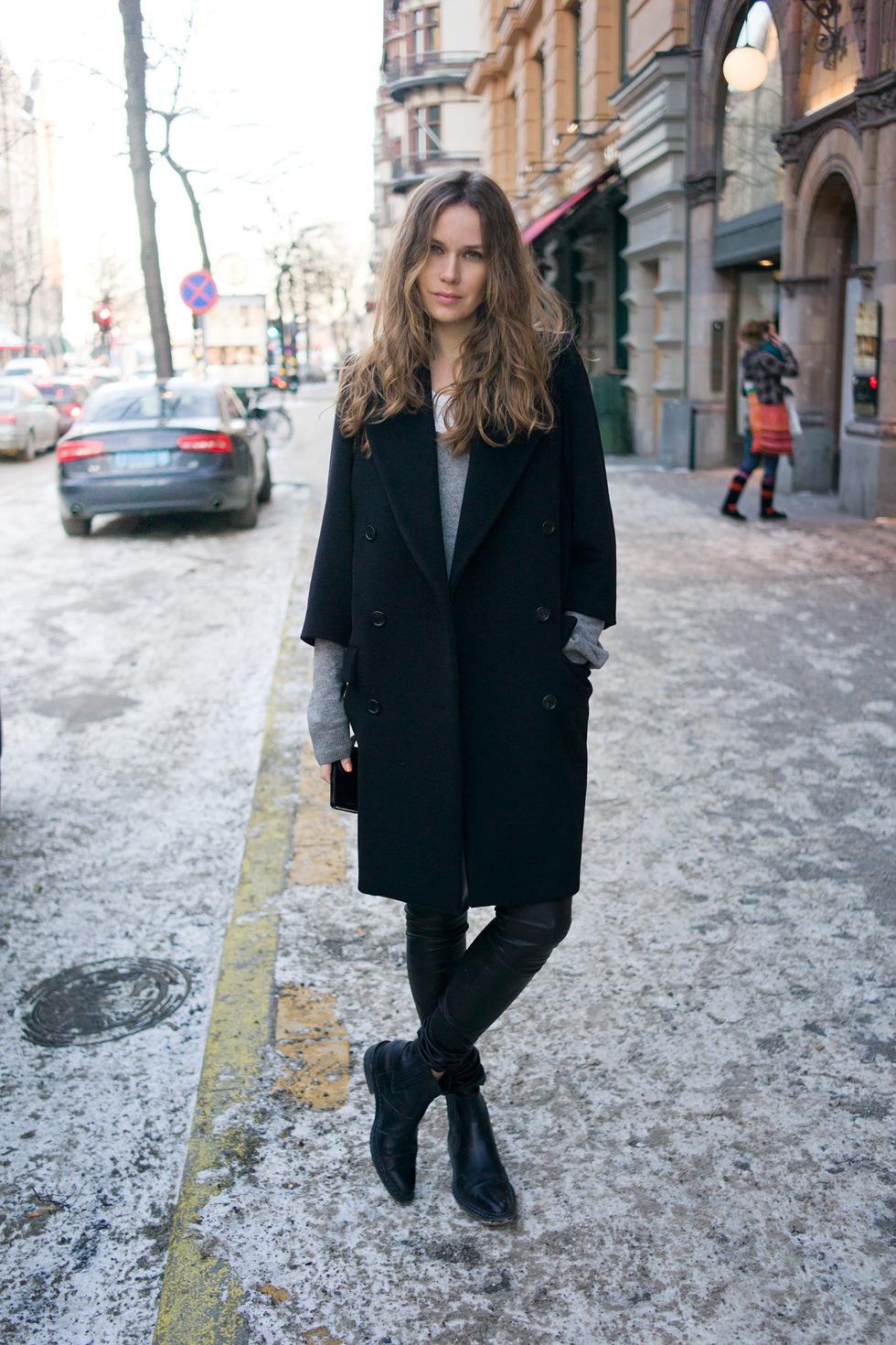 Scandinavian Street Style | We Love Street Style