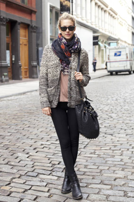 October 2012 We Love Street Style
