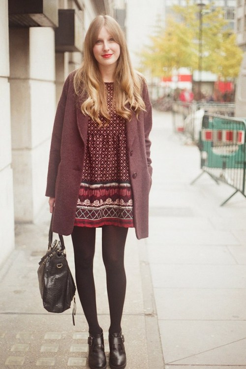 spódnice, modne spódnice, spódnice zima, streetstyle zima
