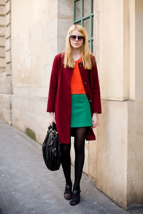 colourblocking paris