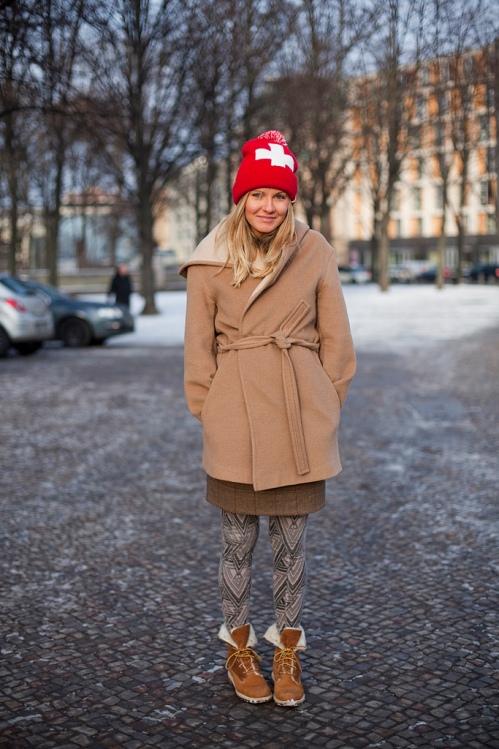 berlin glamcanyonred hat