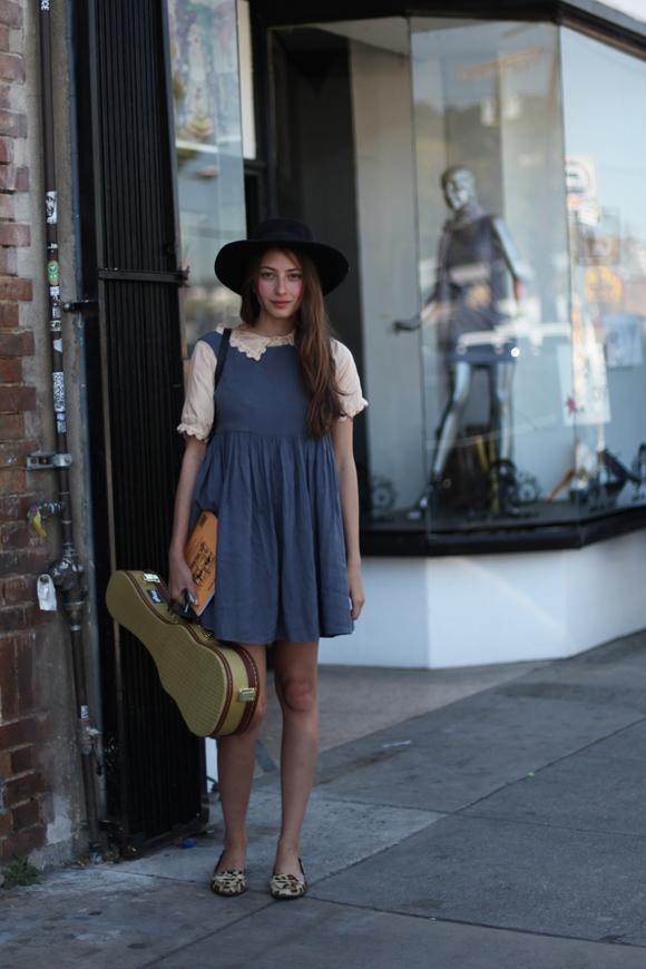 International Street Style Hipster