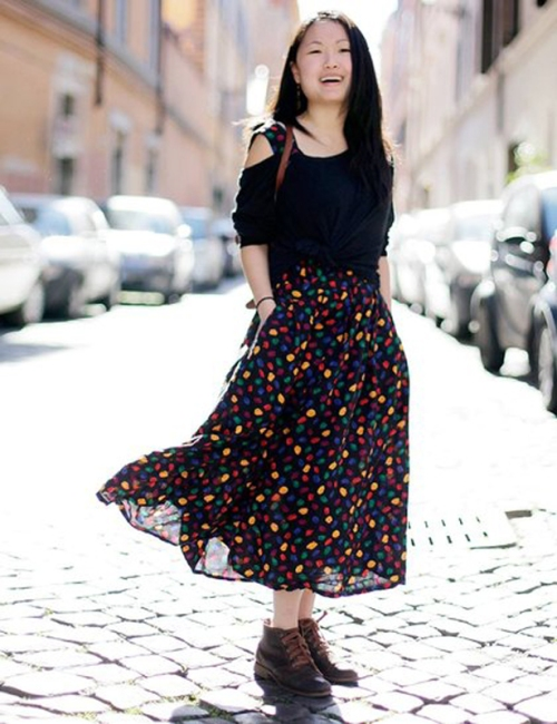 rome-vintage dress