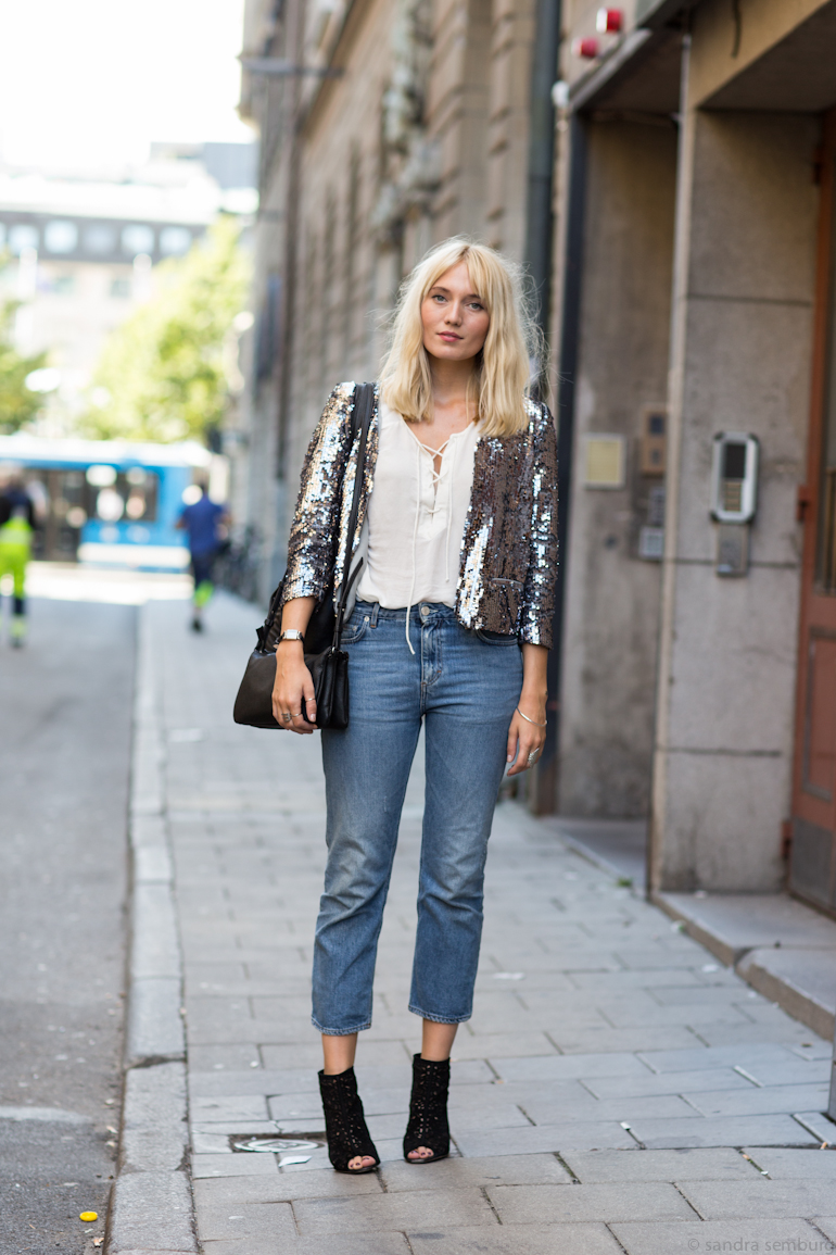Street Style At London Fashion Week With Anouk: We Love Street Style