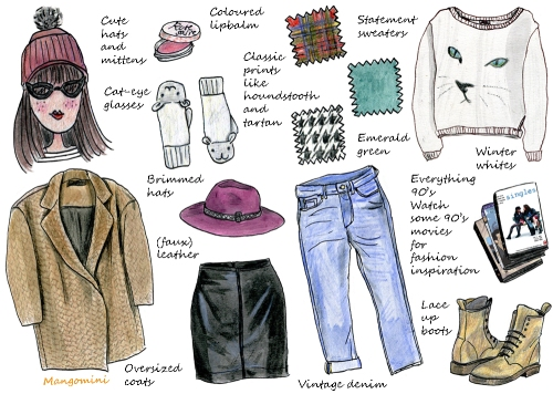 How update your wardrobe for fall