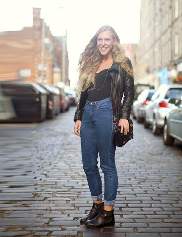 Mom Jeans We Love Street Style