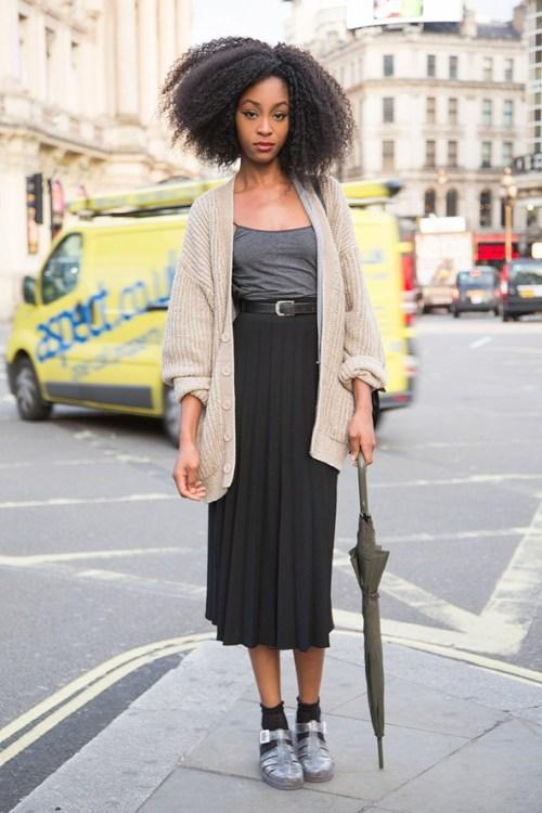 photo Dvora via International Street Style