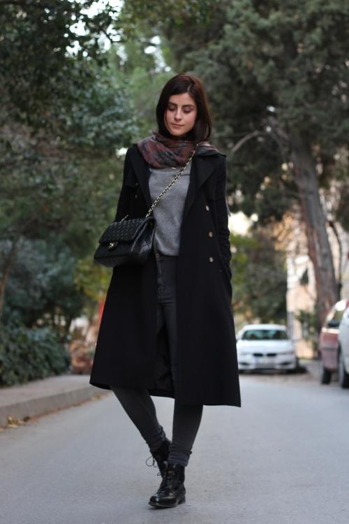 Nil Erturk via Int Street Style