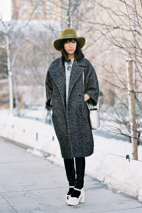 Vanessa Jackman - Int Street Style