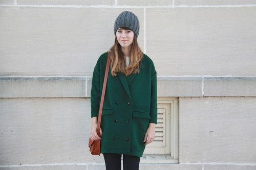 Lauren Winter on International Street Style