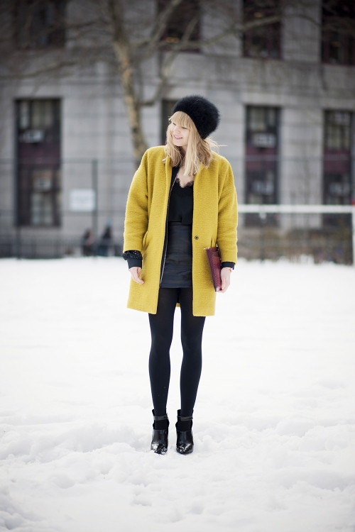Just another fashion blog on International Street Style - New York