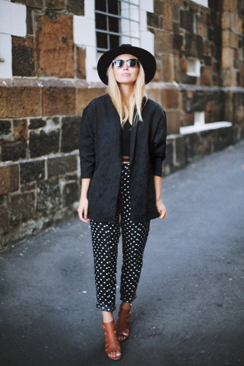 Fancy Pants on International Street Style - Cape Town