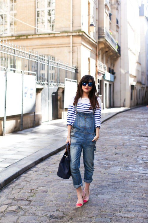 Le Blog de Betty on International Street Style - Paris