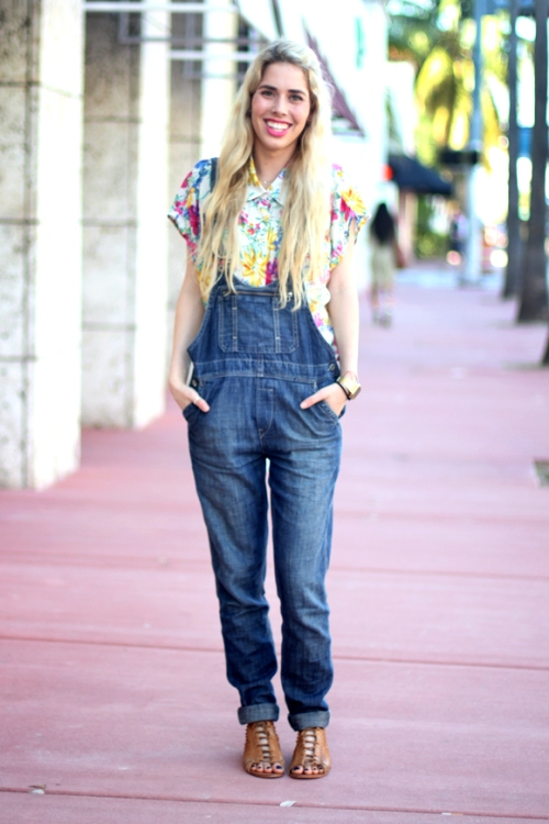Miami style on International Street Style via Free People Blog2