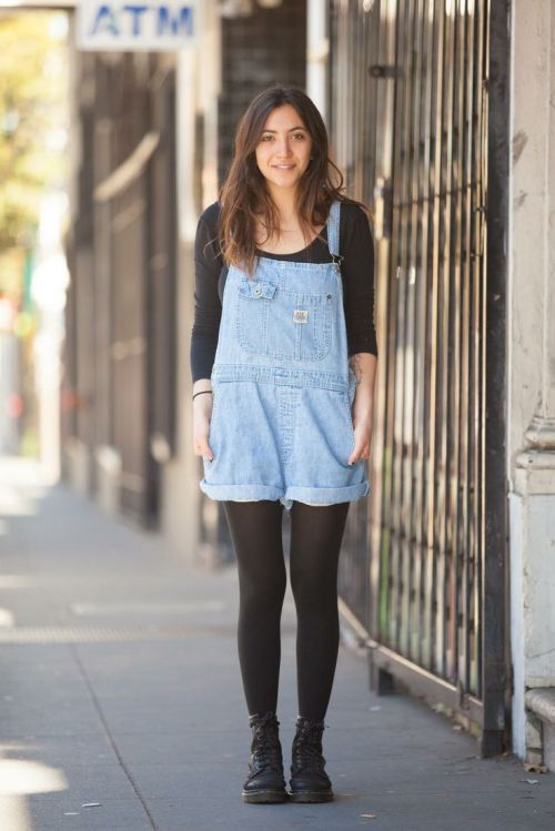 San Francisco style on International Street Style via Refinery29