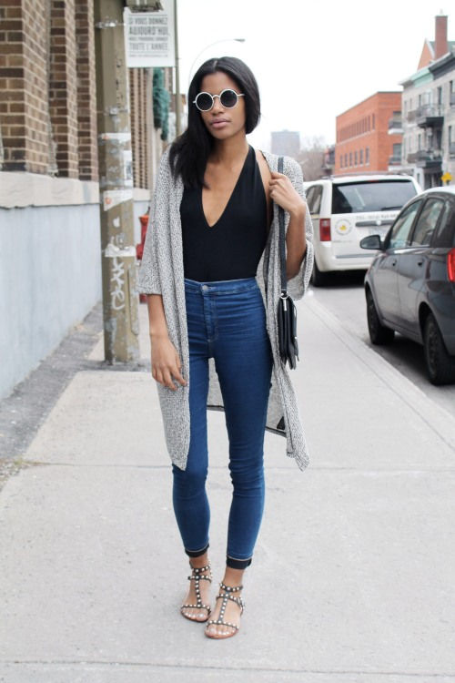Babes in Velvet on International Street Style-Montreal