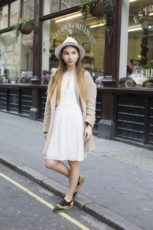International Street Style-Vogue-London
