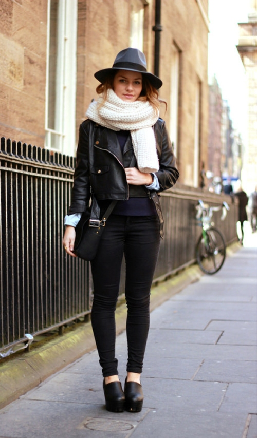 The little Magpie on International Street Style - Glasgow