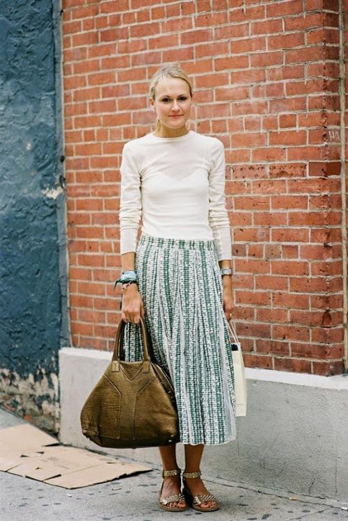 Vanessa Jackman - International Street Style- NY