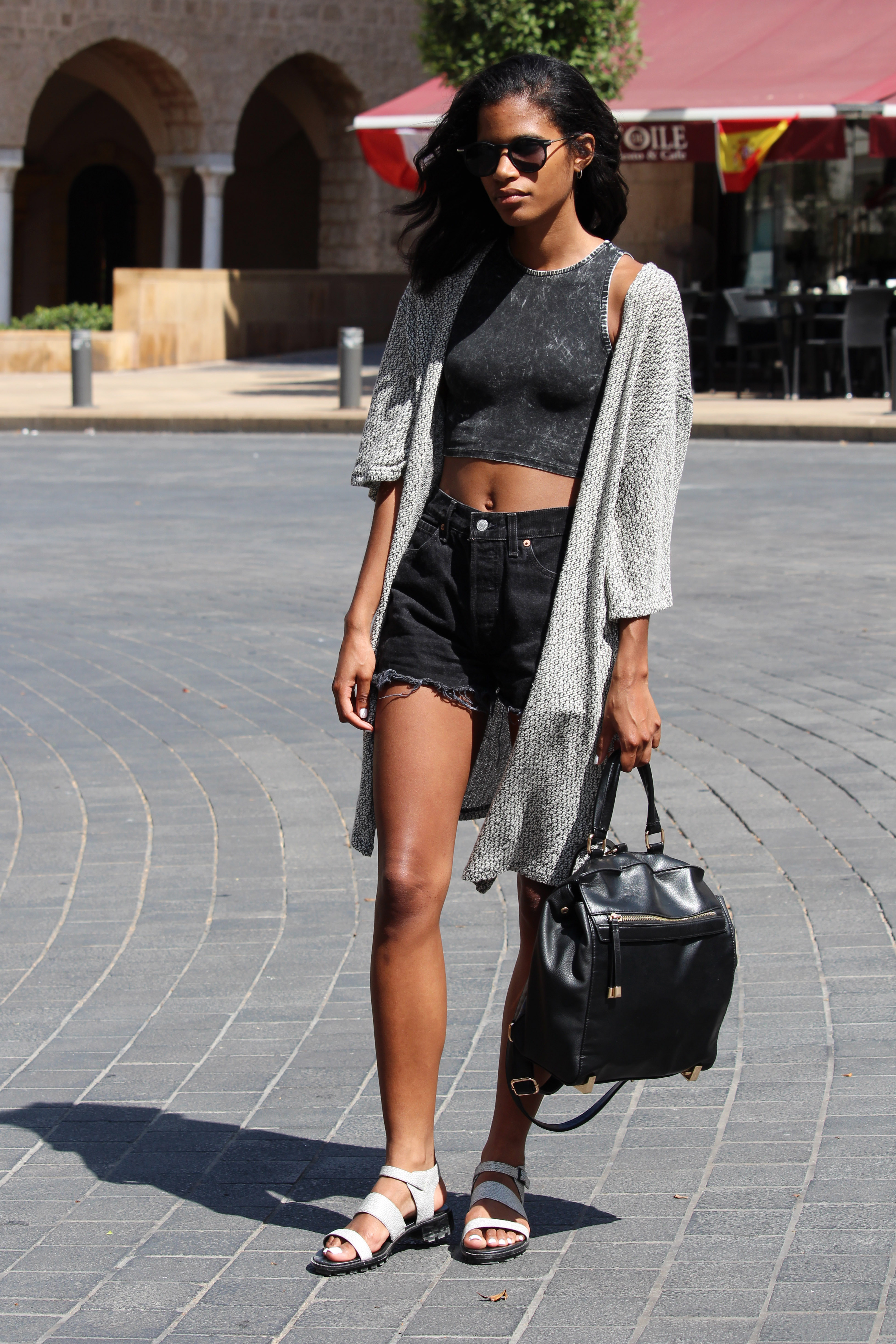 White Sandals We Love Street Style
