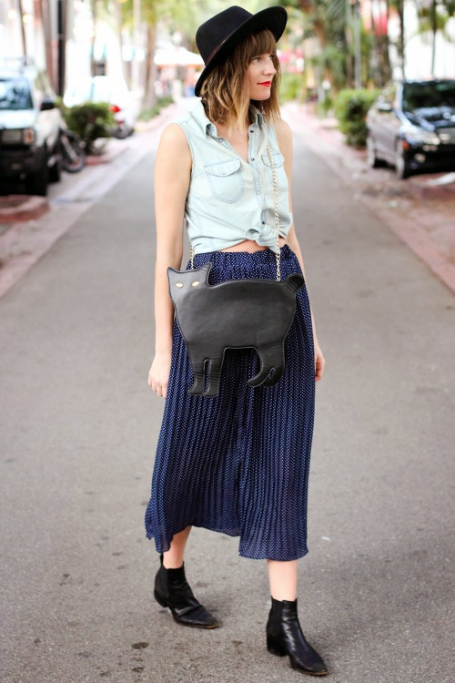 Steffy's pros and cons - International Street Style - Miami