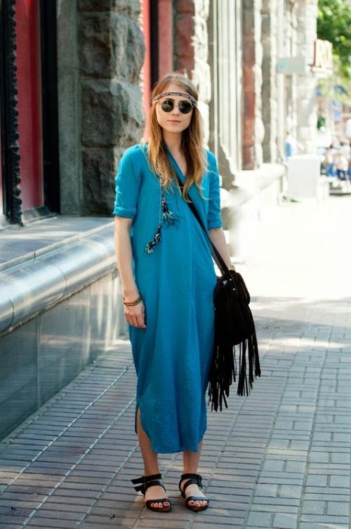 Style in Kiev-International Street Style